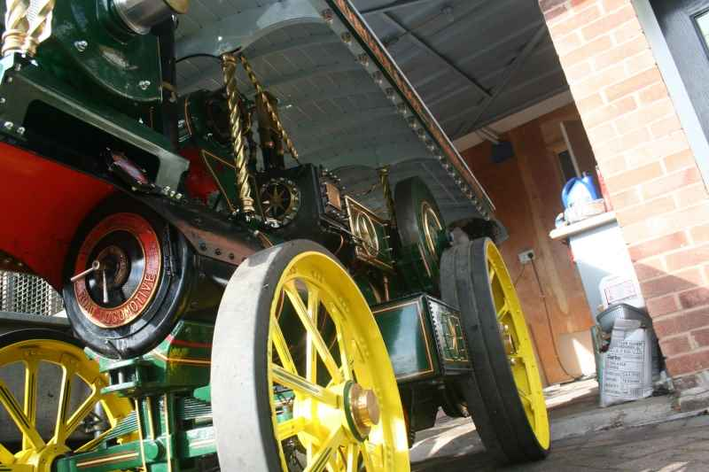 """4"""" Scale Showman's engine for sale (Now SOLD) Img_4411"""