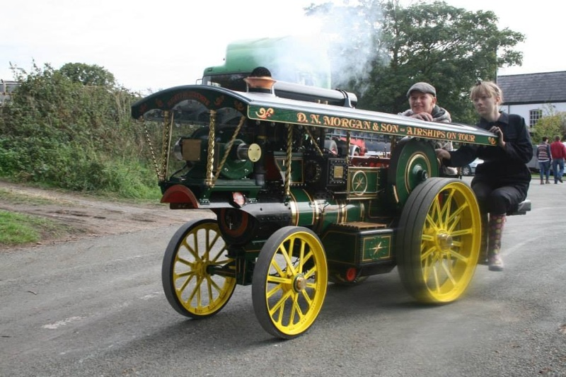 """4"""" Scale Showman's engine for sale (Now SOLD) V_879e10"""