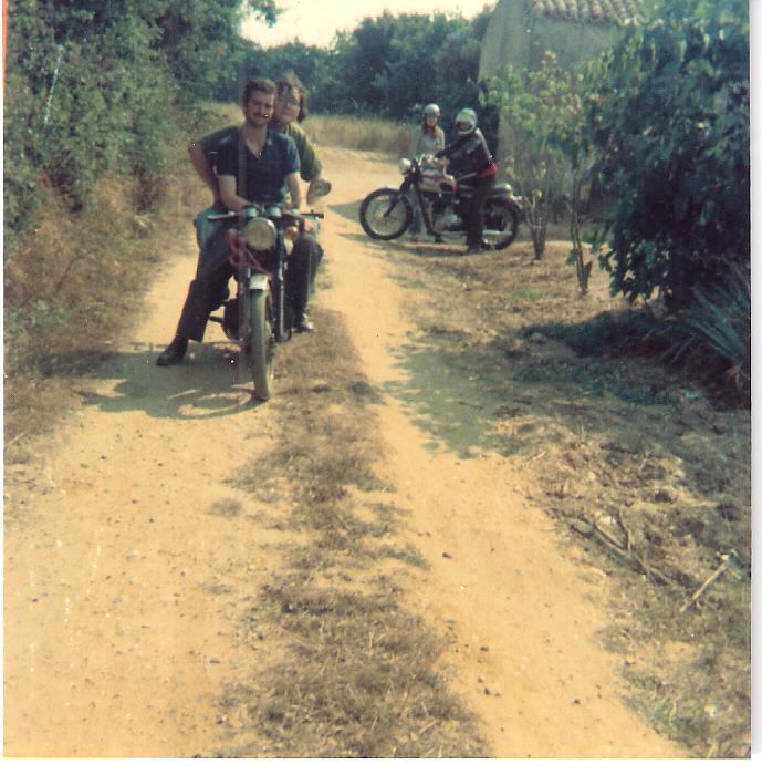 TRIUMPH BONNEVILLE T120R 1968 Vacanc13