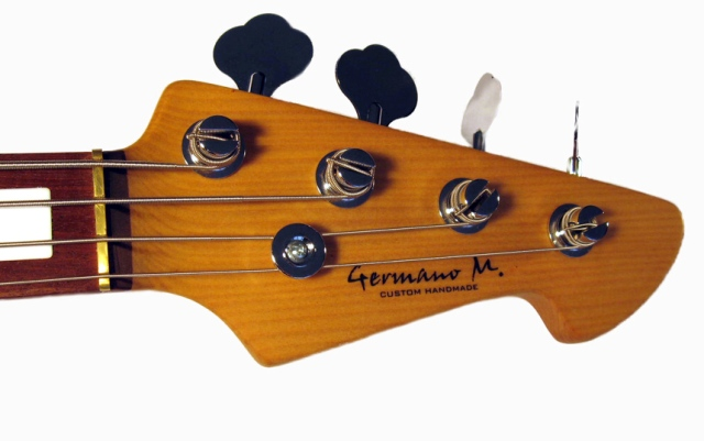 precison germano - Germano M Precision Bass Nut_de10