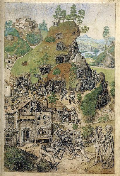 outils de mine et sources mines mineurs 1480-h10