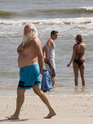 Joyeux Noël de la part d'un vieux barbu Pere_n10