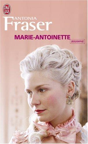 MARIE-ANTOINETTE de Antonia Fraser 41er2t10