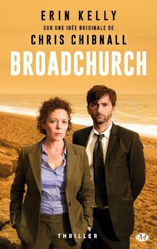 BROADCHURCH (Tome 1) de Chris Chibnall et Erin Kelly 97828113