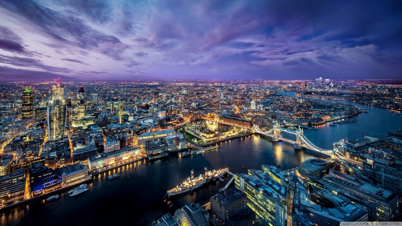 خلفية عالية الجودة HD لسطح المكتب London10