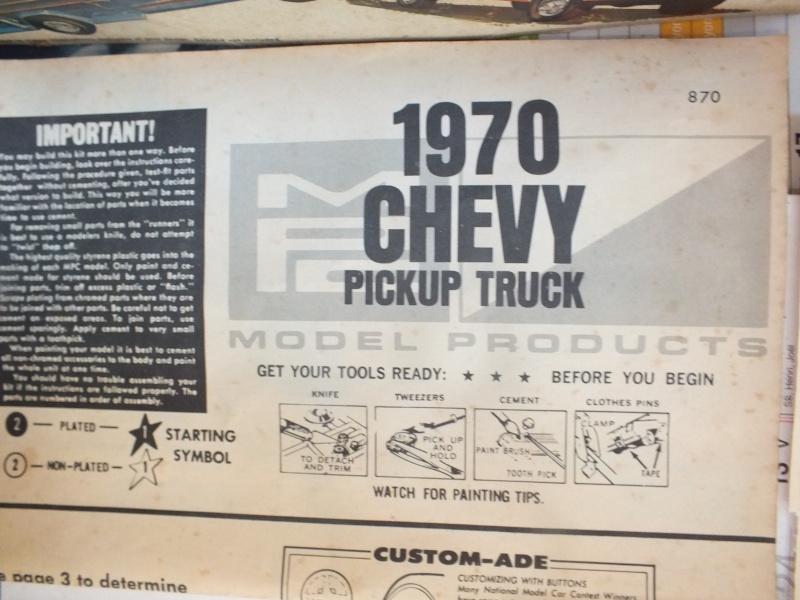 MPC 1970 Pickup Truck NHRA Dscf0013