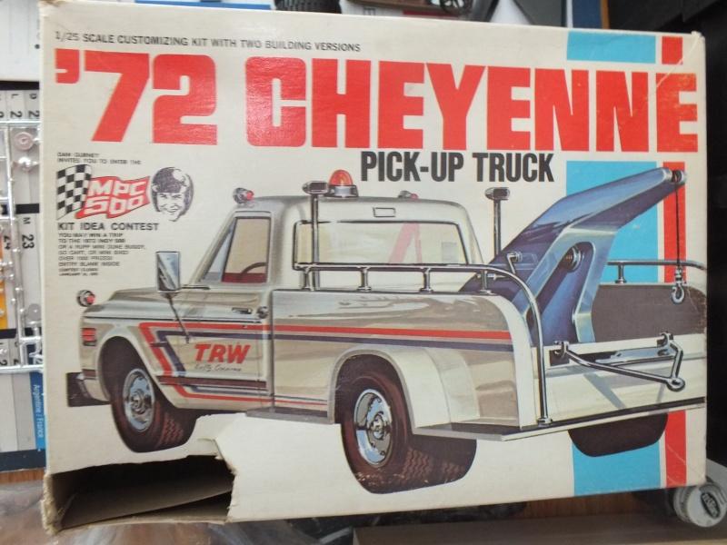 MPC 1972 Cheyenne Tow truck Dscf0019