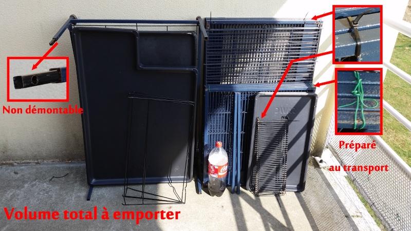 [VENTE] 3 cages - Royal suite - Vitahome rat NEUVE - Marchioro Tommy62 Rat_ro11