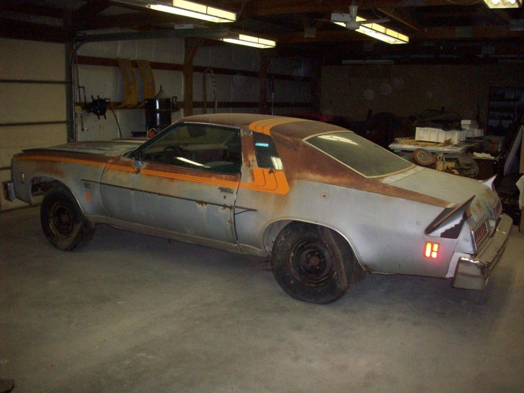 1977 Chevelle SE part 5/17/19 tinkering  100_2210