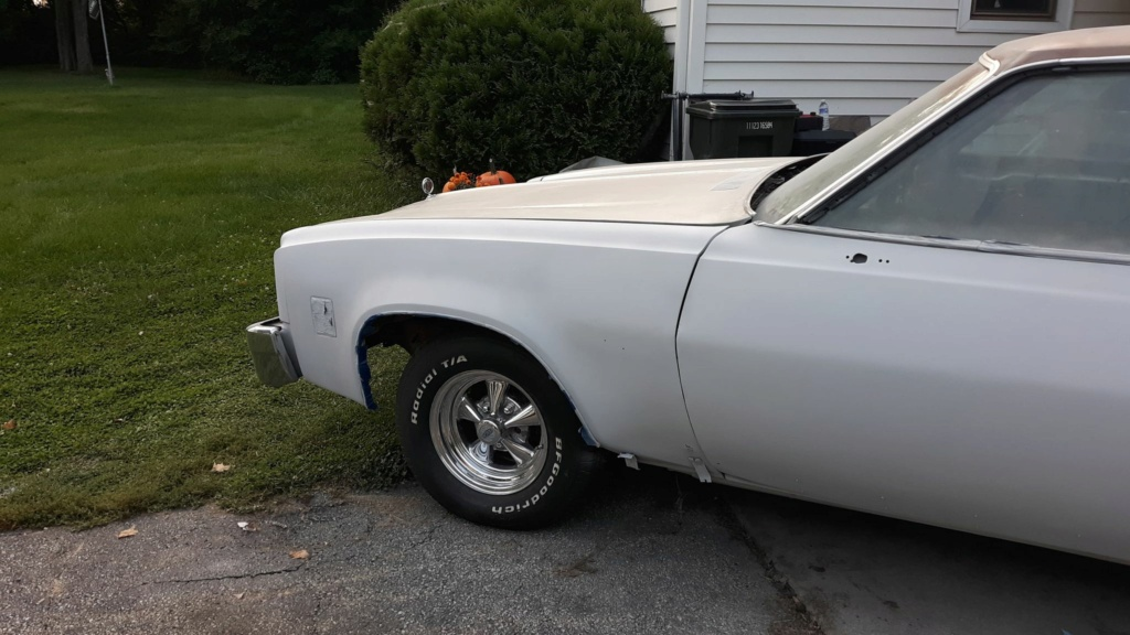 Chevelle SE update  4 / 18 / 2021  WHAT SHE RUNS AGAIN  - Page 11 11971310
