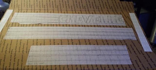 Chevelle SE update  7 / 31 / 2021 Stripe process Part Duex - Page 15 22969610