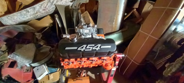 Chevelle SE 454 FULLY ASSEMBLED 100% with Shiny stuff  - Page 16 24395311
