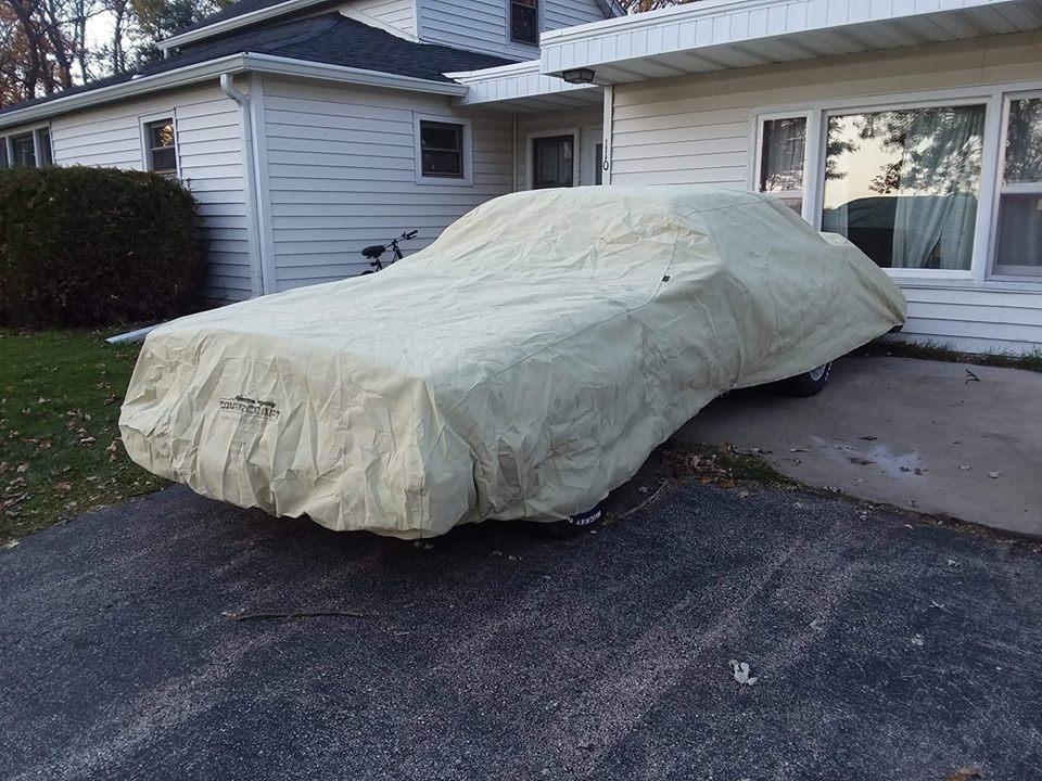 Car Cover 52151310