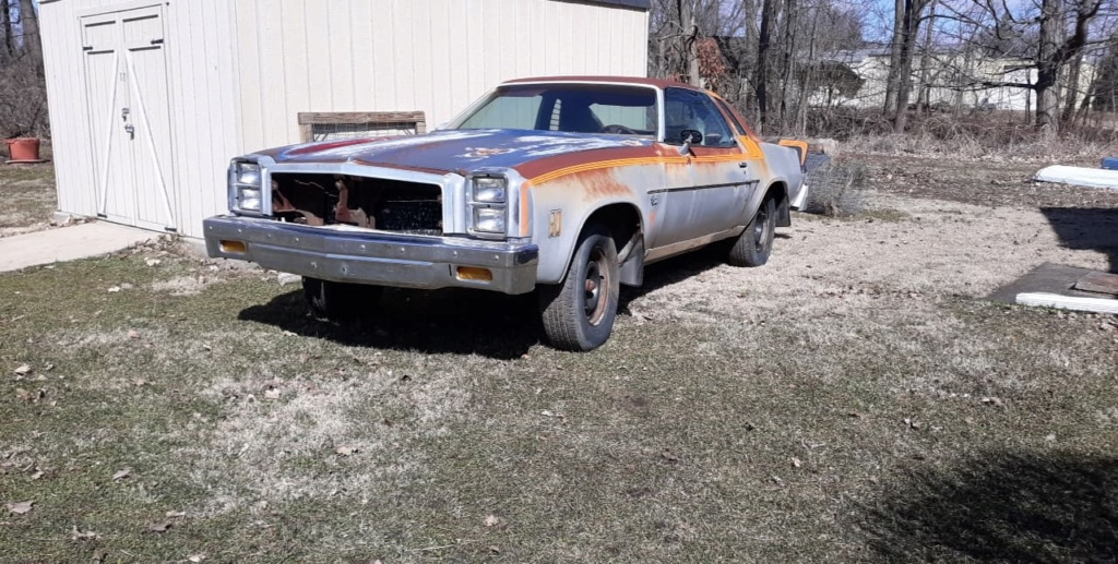1977 Chevelle SE part 5/17/19 tinkering  55711410