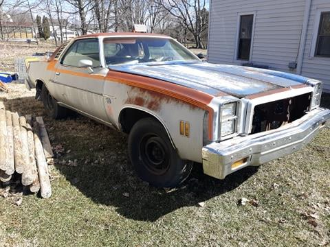 1977 Chevelle SE part 5/17/19 tinkering  55807310