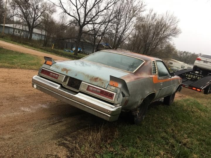 1977 Chevelle SE part 5/17/19 tinkering  55857710