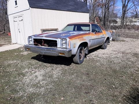 1977 Chevelle SE part 5/17/19 tinkering  56158011