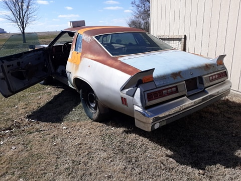 1977 Chevelle SE part 5/17/19 tinkering  56162010