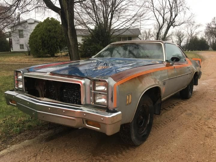 1977 Chevelle SE part 5/17/19 tinkering  56344510