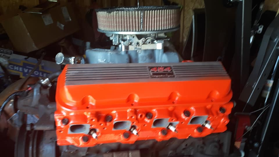 1977 Chevelle SE 8-2-19 Motor Updates FINALLY   - Page 3 67218110