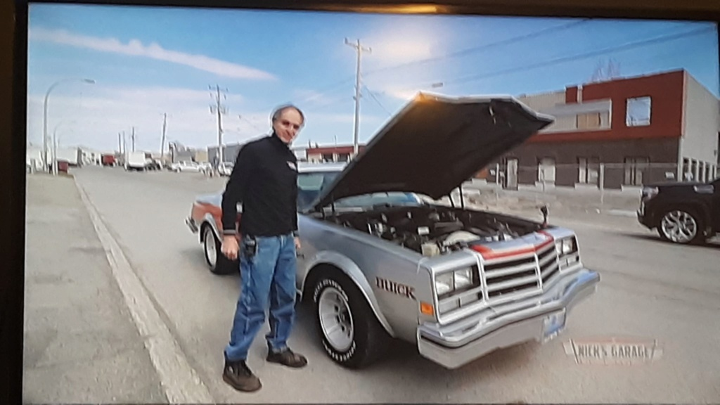 1976 Buick Century Free Spirit On Nick's Garage 99374810
