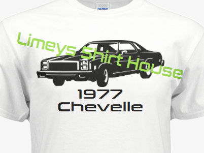 2nd edition 73 SS new 74 75 and 77 Chevelle designs  Screen13