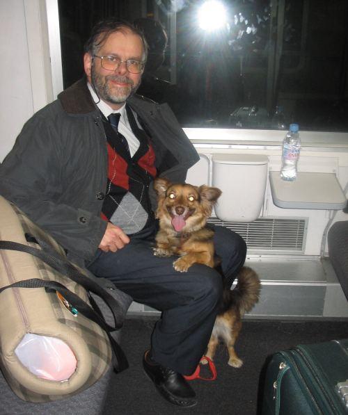 No cani sui treni dal 1 Ottobre!! TRENITALIA: vergognati!!!! Img_1410