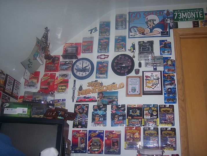 Any model collectors out there? Post your G3s! Wall110