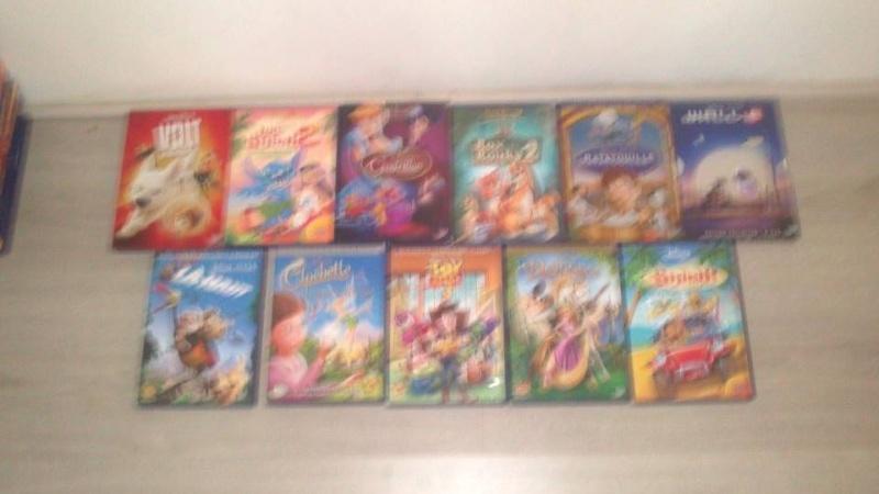 [Photos] Postez les photos de votre collection de DVD et Blu-ray Disney ! - Page 4 11012310