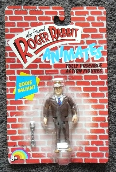 "ROGER RABBIT ""Who Framed""  (Ljn)  1988 0811"