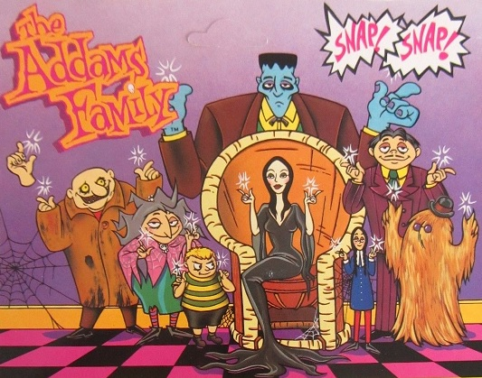ADDAMS FAMILY (Playmates) 1990 A00a10