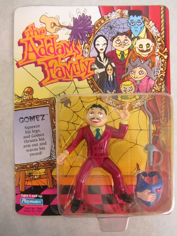 ADDAMS FAMILY (Playmates) 1990 A0110