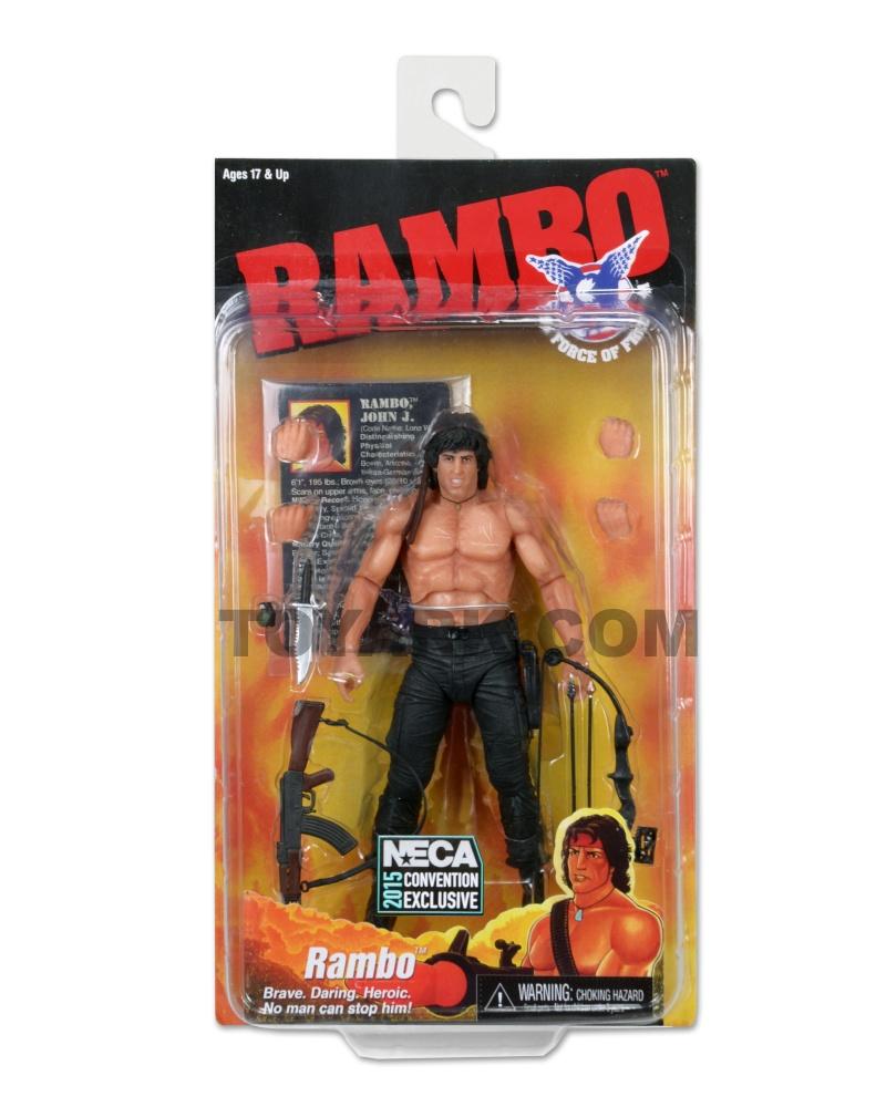 RAMBO / RAMBO 2 (Neca) 2013 en cours Neca-210