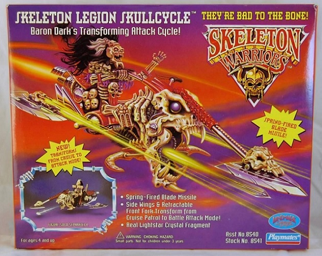 SKELETON WARRIORS (Playmates-Idéal) 1994 Ske_1010