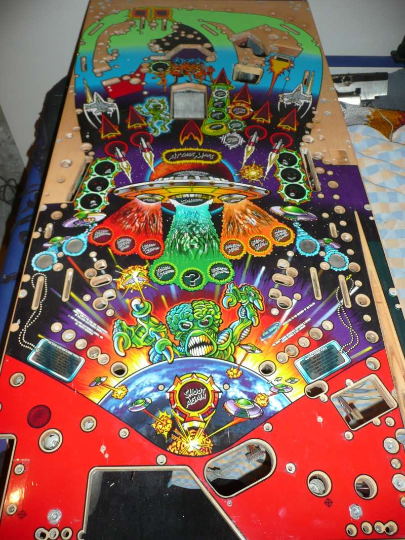 Projet : Restauration Pinball 2000 Revenge From Mars [TERMINE] - Page 2 P1130211