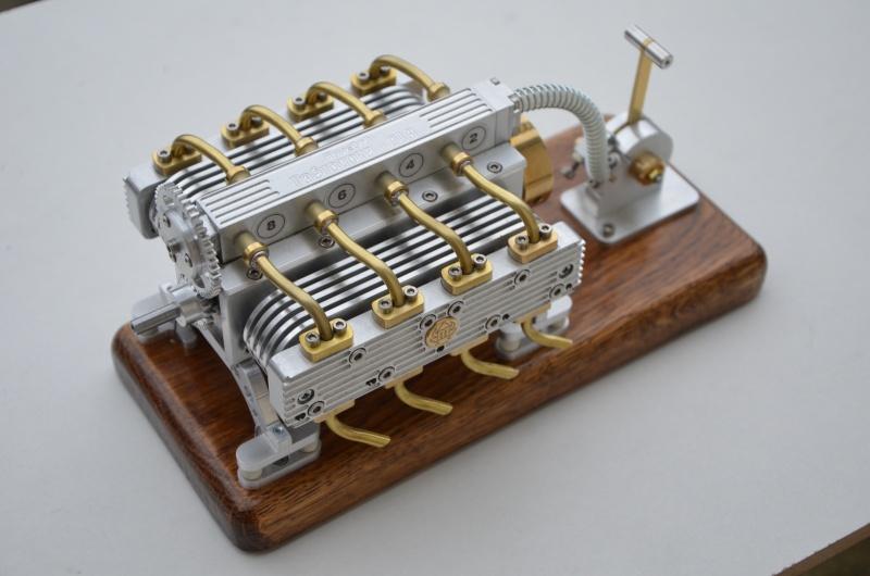 Mon projet en cours : un moteur 8 cylindres à air comprimé - Vidéo Pg 4 - Page 3 Montag10