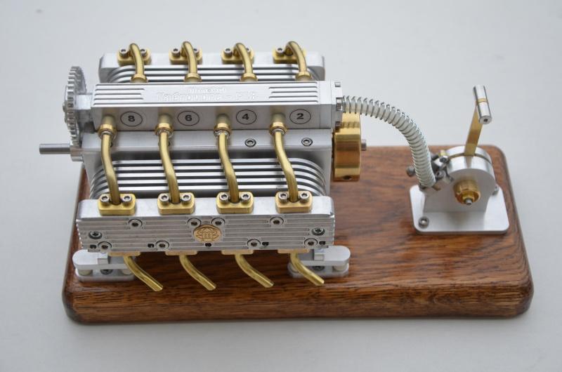 Mon projet en cours : un moteur 8 cylindres à air comprimé - Vidéo Pg 4 - Page 3 Montag11