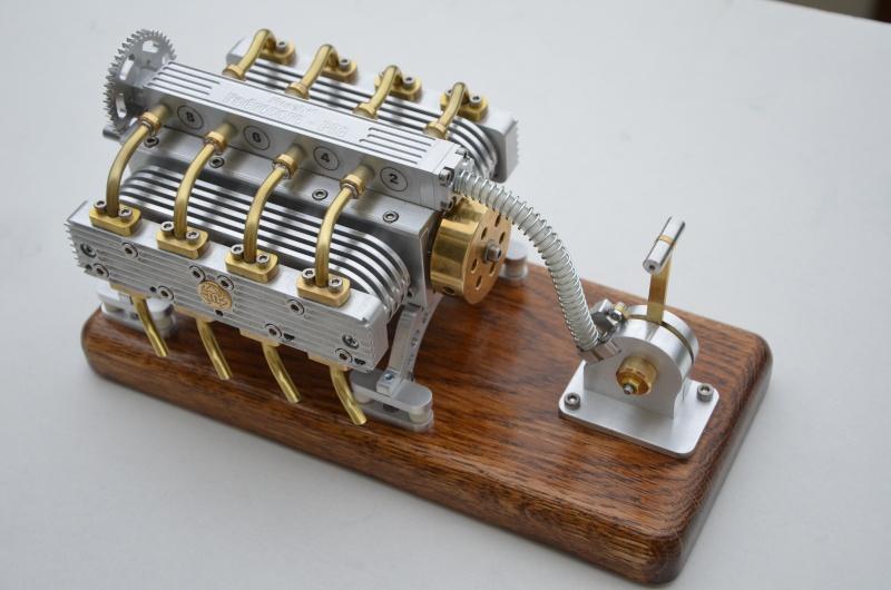 Mon projet en cours : un moteur 8 cylindres à air comprimé - Vidéo Pg 4 - Page 3 Montag12