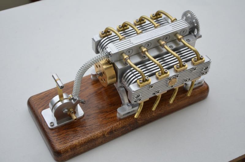 Mon projet en cours : un moteur 8 cylindres à air comprimé - Vidéo Pg 4 - Page 3 Montag13
