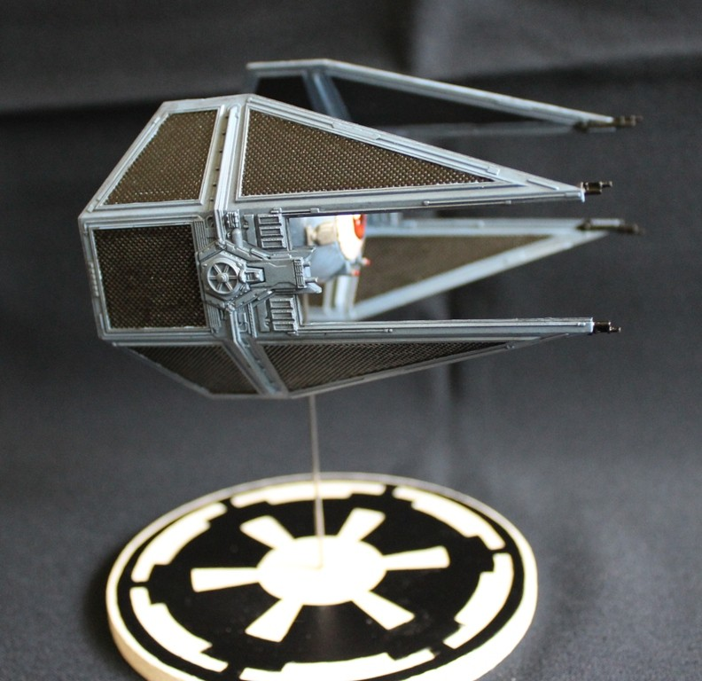 TIE Fighter Interceptor PIXAR Tieint11