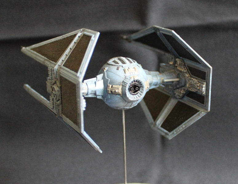 TIE Fighter Interceptor PIXAR Tieint12
