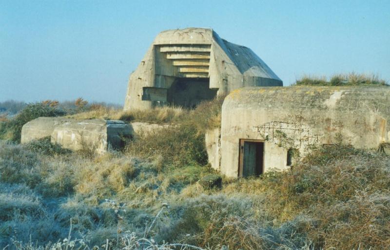 bunkers en vendée Fortve10