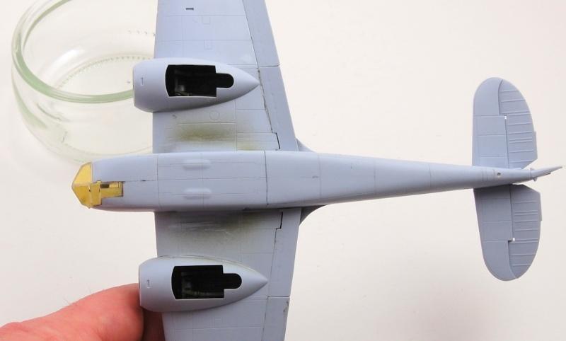 [Airfix] Bristol Blenheim Mk1 - England for ever 1210