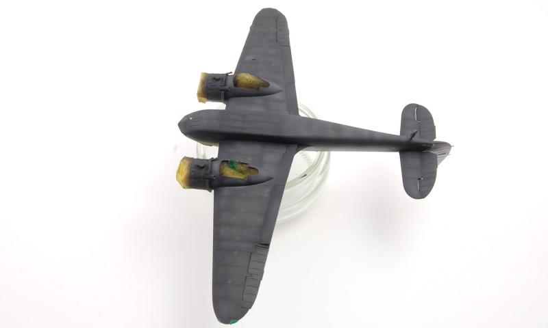 [Airfix] Bristol Blenheim Mk1 - England for ever 2010