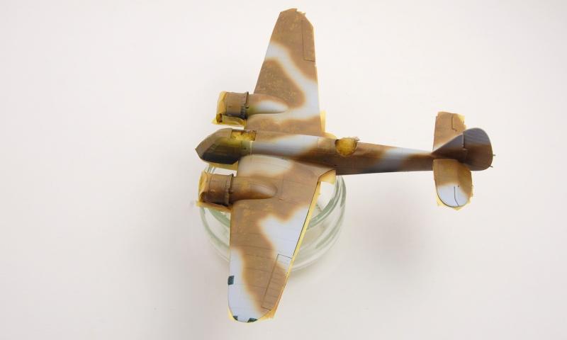 [Airfix] Bristol Blenheim Mk1 - England for ever 3110