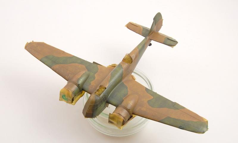 [Airfix] Bristol Blenheim Mk1 - England for ever 3910