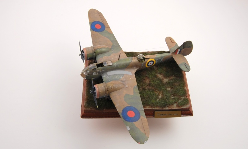 Bristol Blenheim Mk1 - England for ever - Airfix 4511