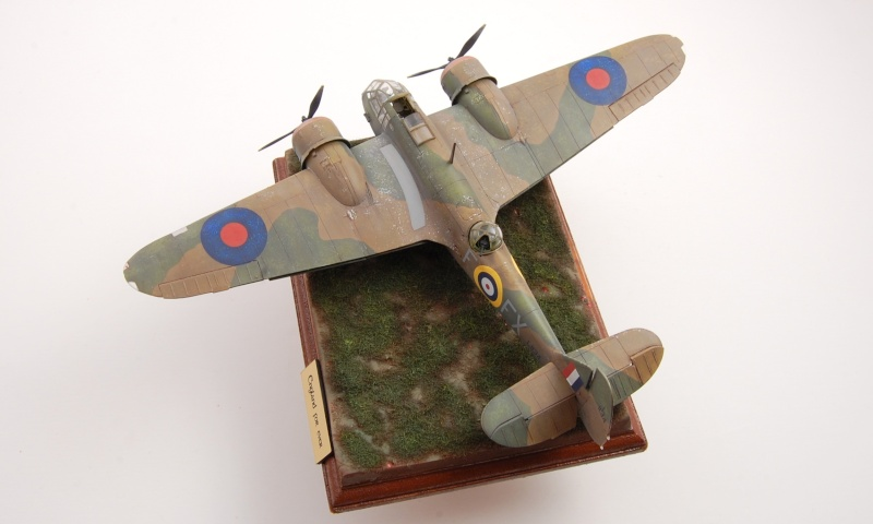 Bristol Blenheim Mk1 - England for ever - Airfix 4611