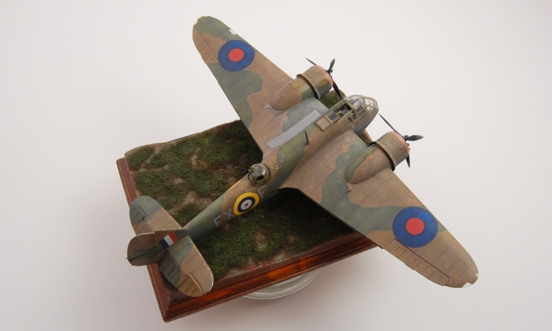 Bristol Blenheim Mk1 - England for ever - Airfix 4710