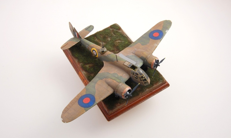 Bristol Blenheim Mk1 - England for ever - Airfix 4810